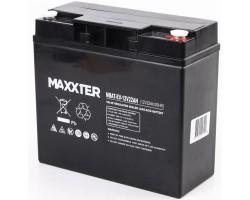 Батарея до ДБЖ Maxxter 12V 22AH (MBAT-EV-12V22AH)