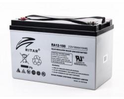 Акумуляторна батарея Ritar 12В 100 Aч (RA12-100)