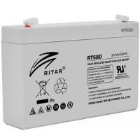 Батарея до ДБЖ Ritar AGM RT680, 6V-8Ah (RT680)