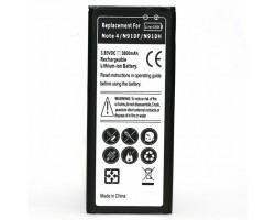 Акумуляторна батарея PowerPlant Samsung SM-N910H (Galaxy Note 4) (DV00DV6257)