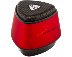 Акустическая система LogicFox LF-BT100 red)