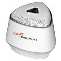 Акустична система LogicFox LF-BT100 white
