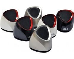 Акустическая система 4U N5 White with Red