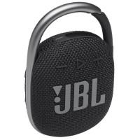 Акустична система JBL Clip 4 Black (JBLCLIP4BLK)