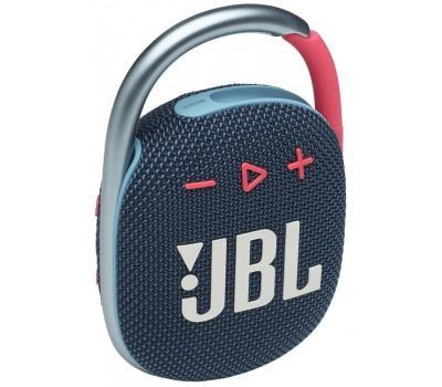 Акустична система JBL Clip 4 Blue Pink (JBLCLIP4BLUP)