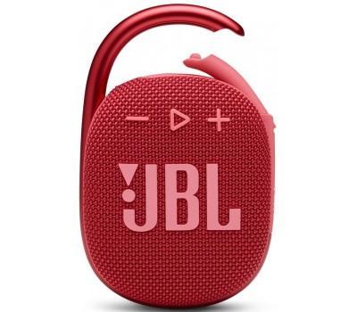 Акустична система JBL Clip 4 Red (JBLCLIP4RED)