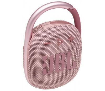 Акустична система JBL Clip 4 Pink (JBLCLIP4PINK)
