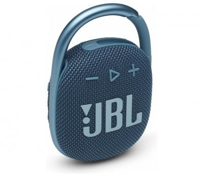 Акустична система JBL Clip 4 Blue (JBLCLIP4BLU)