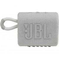 Акустична система JBL Go 3 White (JBLGO3WHT)