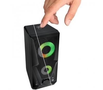 Акустична система REAL-EL S-111 USB Black