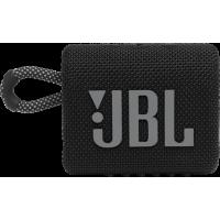 Акустична система JBL Go 3 Black (JBLGO3BLK)