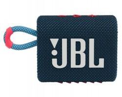 Акустична система JBL GO 3 Blue Pink (JBLGO3BLUP)