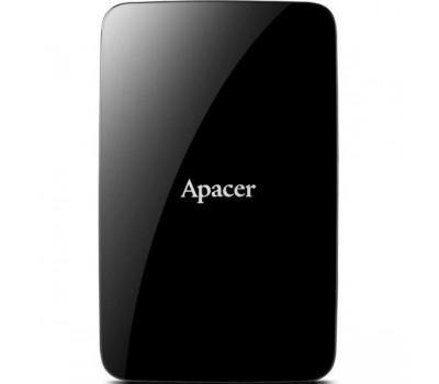 Жорсткий диск зовнішній Apacer AC233 4TB USB 3.0 Black (AP4TBAC233B-S)