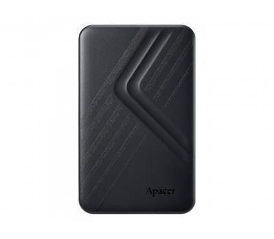 Жорсткий диск зовнішній Apacer AC236 4TB USB 3.1 Black (AP4TBAC236B-1)