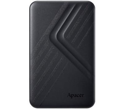 Жорсткий диск зовнішній Apacer AC236 2TB USB 3.1 Black (AP2TBAC236B-1)