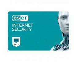 Антивірус ESET Internet Security 3ПК 12 мес. base/20 мес продление конверт (2012-3-key)