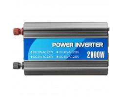 Автомобільний інвертор 12V/220V 1000W PORTO (MND-1000)