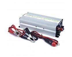 Автомобільний інвертор 12V/220V 500 Вт EnerGenie (EG-PWC-033)