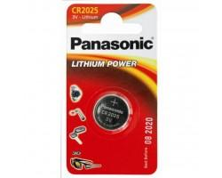 Батарейка PANASONIC CR 2016 Lithium * 1 (CR-2016EL/1B)