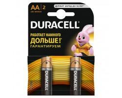 Батарейка Duracell AA MN1500 LR06 * 2 (5000394058163 / 81551267)