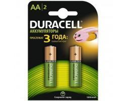 Акумулятор Duracell AA HR6 1300mAh * 2 (5000394039186 / 81367175)