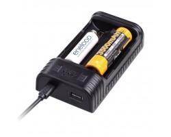 Зарядний пристрій для акумуляторів Fenix ARE-X2