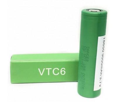 Акумулятор SONY VTC6 18650 3000 mAh (30А) (US18650VTC6)