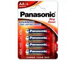 Батарейка PANASONIC AA PRO POWER * 4 (LR6XEG/4BP) (поштучно)