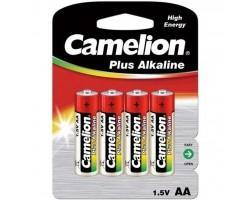 Батарейка Camelion Alkaline Plus LR6 * 4 (LR6-BP4)