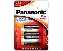 Батарейка PANASONIC C LR14 Pro Power * 2 (LR14XEG/2BP)