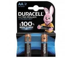 Батарейка Duracell AA Ultra Power LR6 * 2 (5004803)