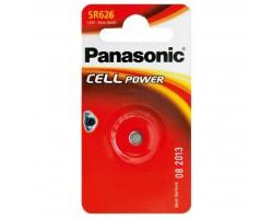 Батарейка PANASONIC SR626 * 1 Silver Oxide (SR-626EL/1B)