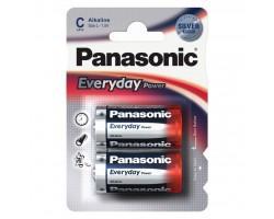 Батарейка PANASONIC C LR14 Everyday Power * 2 (LR14REE/2BR)