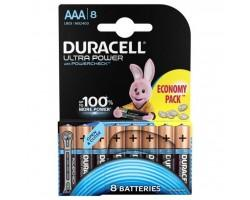 Батарейка Duracell Ultra Power AAA LR03 * 8 (5004808)