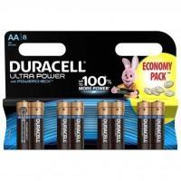 Батарейка Duracell AA Ultra Power LR6 * 8 (5004807)
