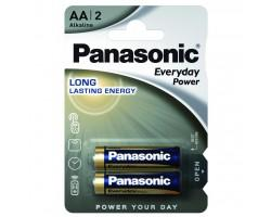 Батарейка PANASONIC AA LR06 Everyday Power * 2 (LR6REE/2BR)