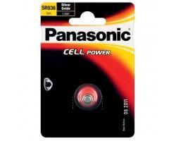 Батарейка PANASONIC SR936 * 1 Silver Oxide (SR-936EL/1B)