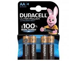Батарейка Duracell AA Ultra Power LR6 * 4 (5004805)