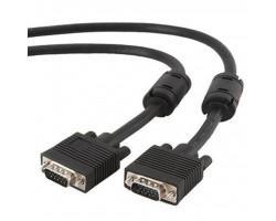 Кабель мультимедійний VGA 1.8m HD15M Pro black REAL-EL (EL123500043)