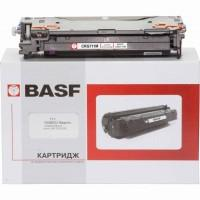 Картридж BASF для Canon LBP-5300/5360 аналог 1658B002 Magenta (KT-711-1658B002)