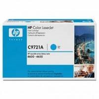 Картридж CLJ4600 cyan HP (C9721A)
