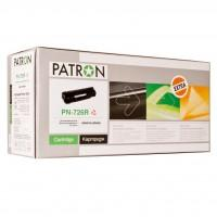 Картридж PATRON CANON 726 Extra (PN-726R)