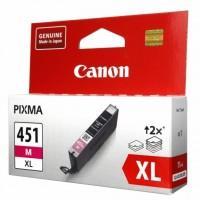 Картридж Canon CLI-451M XL Magenta (6474B001)