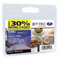 Картридж Jet Tec Epson Stylus C63/C65/C83 Black (110E004601)