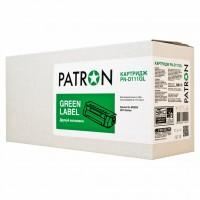 Картридж PATRON SAMSUNG MLT-D111S (SL-M2020) GREEN Label (PN-D111GL)