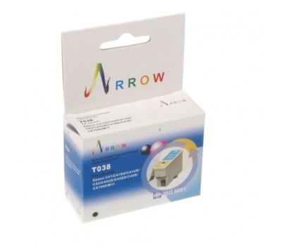 Картридж Arrow Epson Stylus C41/C43/C45 Black (T038)
