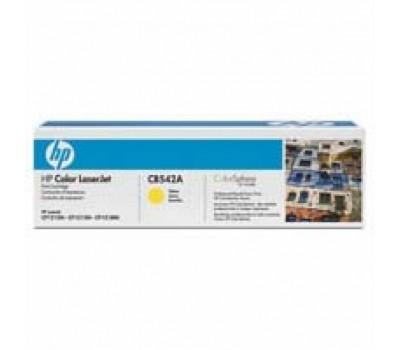 Картридж HP CLJ 125A yellow, CP1215/ CP1515 series (CB542A)