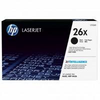 Картридж HP LJ 26X Black Dual Pack (CF226XD)