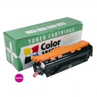 Картридж ColorWay для HP CLJ M351/M451 Magenta(CE413A) (CW-H413MM)