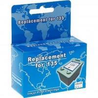 Картридж MicroJet для HP №135 Color (C8766HE) (HC-F34)